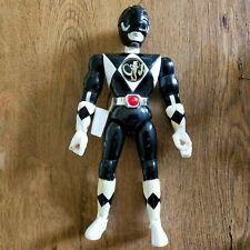 "Mighty Morphin' Power Rangers Action Figure - 8"" Black Ranger"