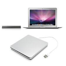 External USB DVD+RW , RW Super Drive for Apple MacBook Air Pro iMac Mac OS Mini