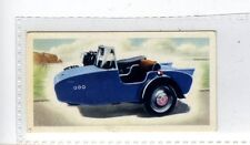 (Jd6343) PRIORY TEA,CYCLES & MOTOR CYCLES,OPEN SIDECAR,1963,#41