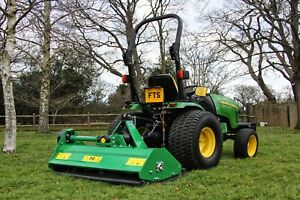 EFG145 - Flail Mower - 1.45m Wide - For Compact Tractors