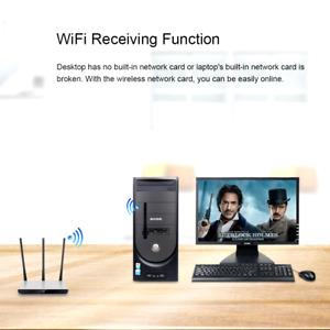 900 MBPS Antenna Chiavetta Wireless Adattatore USB PC Wifi Internet Wifi Dongle