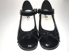 D&G New GIRLS LEATHER GLAMOUR BABETTE SHOES 31 Eur / 13 US RTL $260 L63176 O162