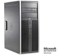 HP 8300 TWR i7 - 3770 3.4GHz, 8GB, 2TB, DVD-RW, Windows 10 Pro WiFi