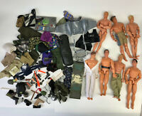"1990s 12"" Action Man Figure Doll Weapons Accessories GI Joe M&C Formative Lot 29"