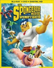 The SpongeBob Movie: Sponge Out of Water [New Blu-ray] 2 Pack, Ac-3/Dolby Digi