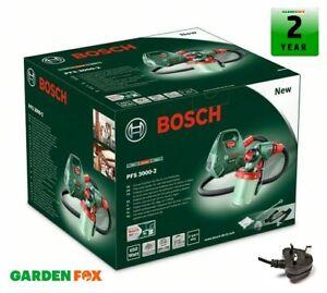 BOSCH 240V PFS-3000-2 Fine SPRAYER  650W 0603207170 3165140731133 .,