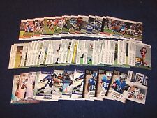 2012 SCORE FOOTBALL 62 GLOSSY PARALLEL CARDS WITH 30 ROOKIES 12 INSERTS (817-30)