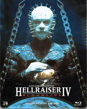 Hellraiser 4 , Bloodline ,limited Blu_Ray Metalpak , 100% uncut , new and sealed
