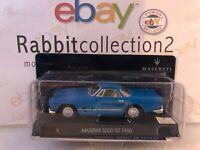 "DIE CAST "" MASERATI 5000 GT 1960 "" MASERATI COLLECTION SCALA 1/43"