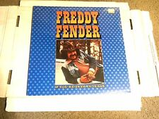 If You're Ever In Texas by Freddy Fender LP STILL SEALED! country rock