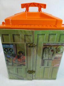 Vintage 1970's Hasbro GI Joe Adventure Team fold out headquarters