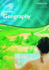 Leckie - HIGHER GEOGRAPHY COURSE NOTES, New, Bill Dick Book
