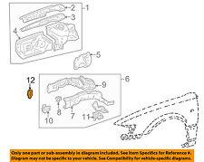 TOYOTA OEM Fender-Front Extension Bracket Left 5711406020