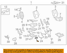 GM OEM Heated Seat-Control Module 25891512