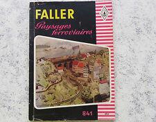 Faller  --  Modellbau Magazin 841, Sprache französisch
