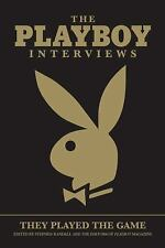 The Playboy Interviews: They Played The Game, The Editors of Playboy Magazine, G