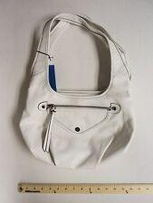 VERA WANG Women's White  Hand Bag Tote Purse Snow White PRICE DROP