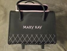 MARY KAY Consultant Rolling Organizer Case Luggage Bag