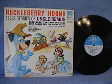 Huckleberry Hound Tells Stories of Uncle Remus, Hanna Barbera HLP 2022, 1965