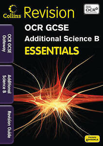 OCR Gateway Science B: Revision Guide by Sam Holyman, Claire Hutchinson, Natalie