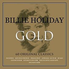 Billie Holiday - Gold [New CD] UK - Import