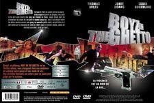 DVD FILM D'ACTION BOYZ IN THE GHETTO VENTE EDITEUR NEUF