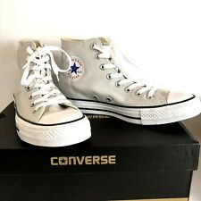 Converse Para HombresEbay Euro Talla 44 Lona Zapatos Sólido qUMSpzV