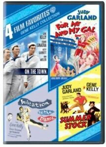 4 FILM FAVORITES: GENE KELLY COLLECTION (4PC) NEW DVD