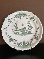 assiette céramique faïence samadet 18ème siècle XIIIe siècle 18th Century