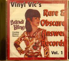 VINYL VIC'S 'Rare & Obscure Answer Records' - Vol# 1 - 30 VA Tracks
