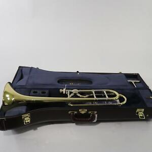 Bach Model 42BOF Stradivarius Professional Tenor Trombone OPEN BOX