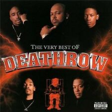 VERY BEST OF DEATH ROW (EXPLICIT VERSION) - COMPILATION (CD)