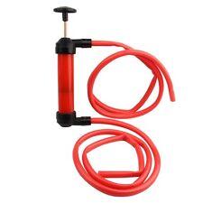 New Portable Auto Hand Oil Gas Liquid Syphon Transfer Pump Hose Siphon Pumps