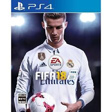 Ea Sports FIFA 18 Sony Ps4 Playstation 4 Ps4