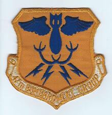 50s 47th  BOMB GROUP  patch