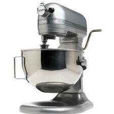 KitchenAid Stand Mixer 475 -W 10-Speed 5-Quart RKg25hOXCU Silver Professional HD