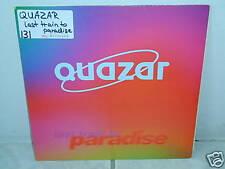 """*****QUAZAR""""LAST TRAIN TO PARADISE""""-12""""Inch*****"""