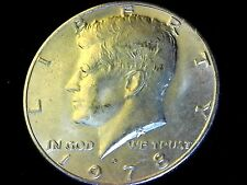 1978-D Kennedy Half Dollar Semi Key Date Ships Free with Free 2x2