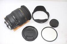 Sigma EX DG Aspherical D 24-70mm F/2.8 AF Lens for Nikon