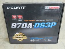 Gigabyte GA-970A-DS3P, AM3+, AMD Motherboard