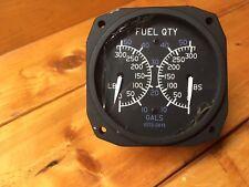 Cessna Dual Fuel Quantity Indicator
