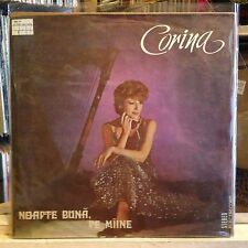 [SOUL/FUNK/JAZZ]~EXC LP~CORINA (CHIRIAC)~Noapte Buna, Pe Milne~{1983~ROMANIA~IMP