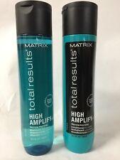 Matrix, Total Results High Amplify Protein Shampoo + Conditioner 10.1 Oz Duo