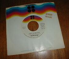 """KANSAS Orig 1978 """"Dust In The Wind"""" 45 VG++"""