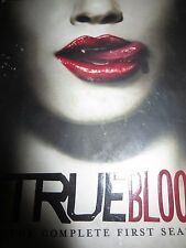 True Blood - The Complete First Season (Blu-ray Disc, 2014, 5-Disc Set)
