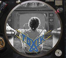 "Toxik - Spontaneous (Think This) Mega Rare Picture Disc 12"" Promo Single LP"