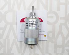 OEM New Fuel Run Solenoid 185206083 SBA185206083 For Perkins New Holland 12V USA