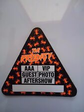 THE PRODIGY AFTERSHOW PASS ORIGINAL1990`S MINT INVALUABLE EXCEPTIONALLY RARE GEM