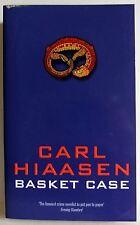 Basket Case Carl Hiaasen PB 2002 crime mystery Fiction Novel
