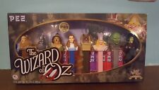 70th Anniversary Set THE WIZARD OF OZ Limited Edition PEZ Collector's Series